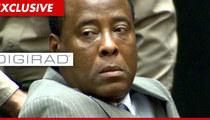 Lawsuit Over Conrad Murray Documentary