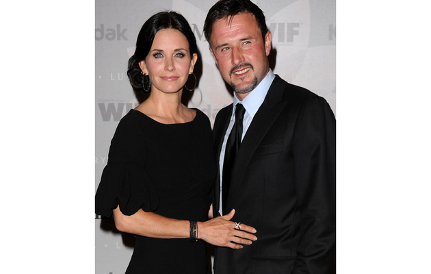 """David Arquette and Courteney Cox To Reunite -- On """"Cougar Town"""""""