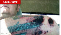 'Pawn Stars' Corey Harrison --Bloody Motorcycle Wreck