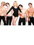 &quot;Revenge&quot; Stars Strip Down for Sexy Photo Shoot!