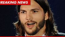 Ashton Kutcher Apologizes -- Oops, Paterno Did What??!?