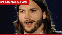 Ashton Kutcher Apologizes -- Oops, Paterno Did What??!?