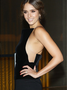 Jessica Alba's Super Sexy Dress -- See the Photos!