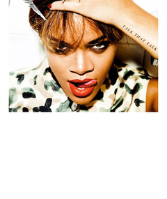 "Listen Now: Rihanna Previews New Album ""Talk That Talk"""