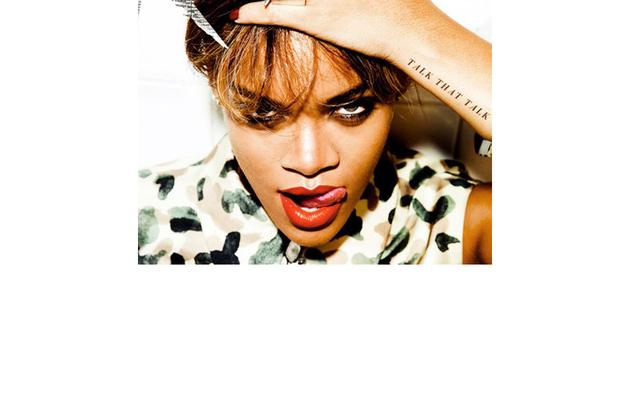 "Listen Now: Rihanna Previews New Album ""Talk That Talk"""