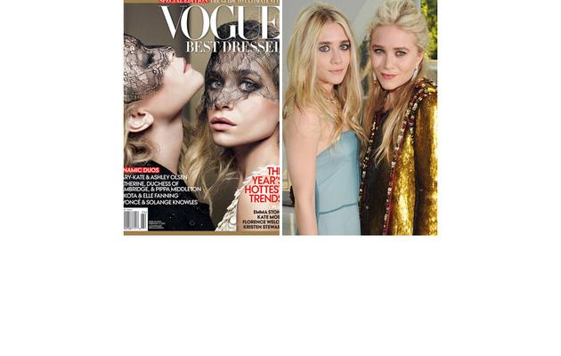 Mary-Kate & Ashley Olsen: More Stylish Than Middletons!