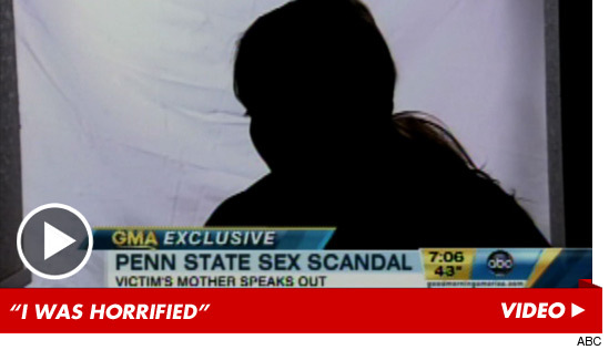 Penn State Scandal: Victim #1s Mom Speaks -- Son Was Too Scared to ...