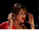 Paula Abdul Reduced to Tears on &quot;X Factor&quot;