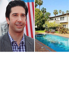 Inside David Schwimmer&#039;s $10 Million Mansion