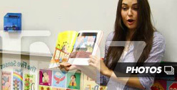 Porn Legend Sasha Grey Reads to 1st Graders, School District Attempts Cover-Up