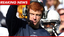 Penn State's Mike McQueary Placed on Administrative Leave