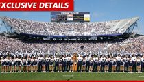 Penn State -- Bomb Threat at Beaver Stadium