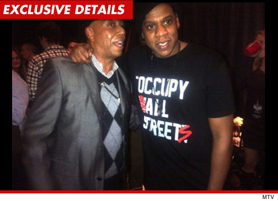 Jay-Z Occupy Wall street T-Shirts