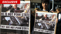 Penn State: We're Not a Bunch of Sanduskies
