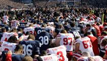 Penn State & Nebraska -- Joined Together in Prayer
