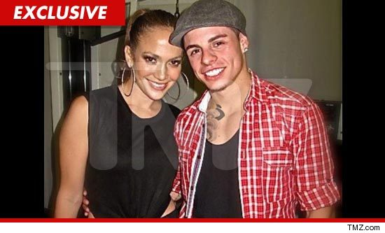 Jennifer Lopez boyfriend Casper Smart