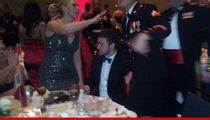 Justin Timberlake -- Keeps His Promise, Attends Marine Corps Ball
