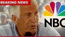 Jerry Sandusky on NBC -- 'I Shouldn't Have Showered With Those Kids'