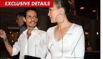 Marc Anthony & Jennifer Lopez -- Reunited ... But
