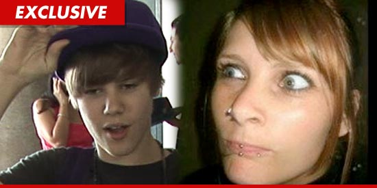 Justin Bieber and Mariah Yeater