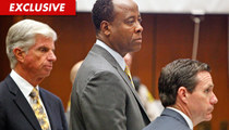 Conrad Murray's Lawyers Will Ask for Probation