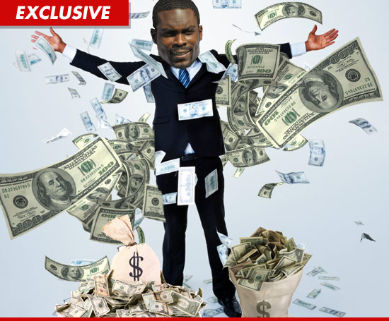 Michael Vick -- I am rich