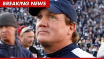 Penn State Head Coach: McQueary NOT in Protective Custody
