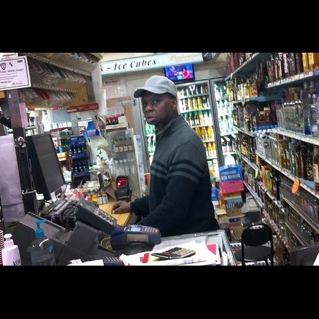 Barack Obama Uncle Liqour Store Working Photo Gallery