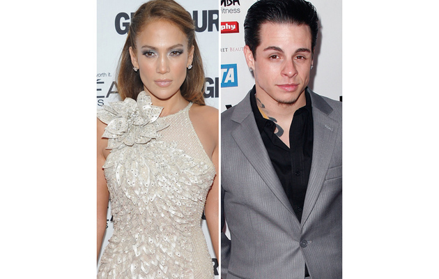 Jennifer Lopez Dodges Dancer Romance Rumors!