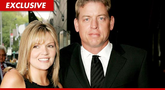 Troy and Rhonda Aikman