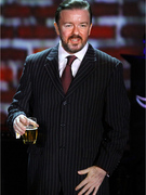 Golden Globe Awards: Ricky Gervais Returns to Host!