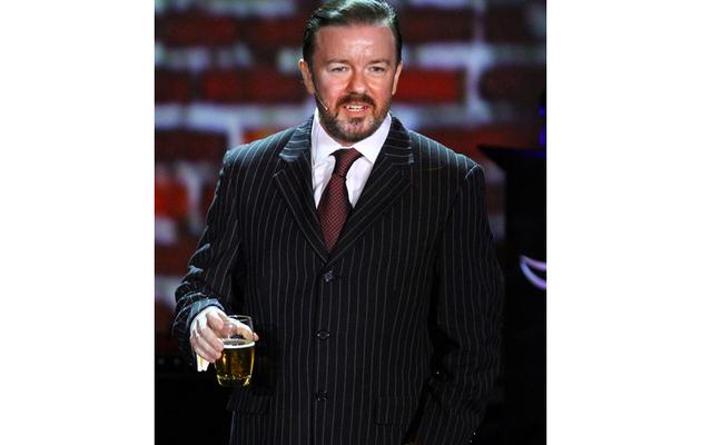 Golden Globe Awards: Ricky Gervais Returns to Host!