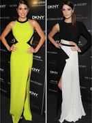 """Breaking Dawn"" Beauties: Whose Cut-Out Dress is Hotter?"