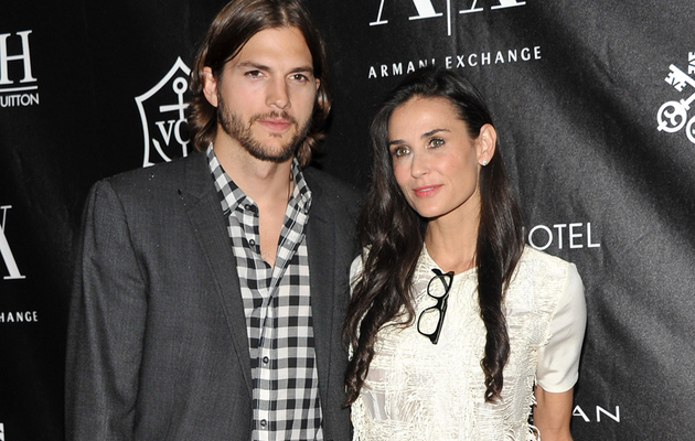 Demi Moore to Divorce Ashton Kutcher