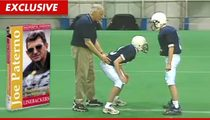 Joe Paterno Linebacker Video -- KILLED Over Sandusky Appearance