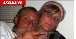 Justin Bieber's Alleged Baby Mama -- Posing with Ex-Boyfriend Right Before Pregnancy [PHOTOS]
