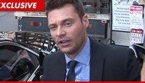 Ryan Seacrest Sued -- You Let The Persians Humiliate Me!!!