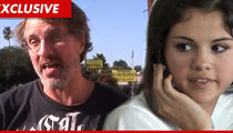 Selena Gomez' Alleged Stalker Thomas Brodnicki -- LAPD Says It's Not Over Yet