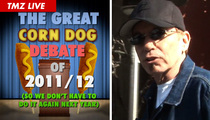 Billy Bob Thornton -- College Football and Corn Dogs