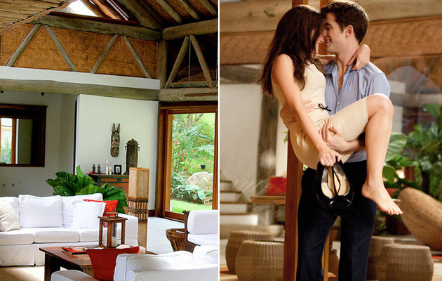 """Breaking Dawn"" Honeymoon -- Inside the Amazing Home!"