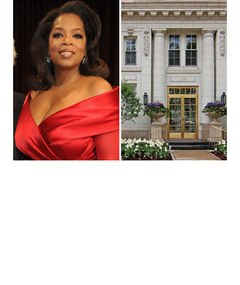 Oprah Winfrey's Chicago Home is for Rent!