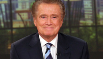 "Regis Philbin Signs Off ""Live"" -- See His Goodbye"