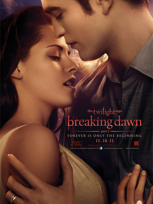 """Twilight: Breaking Dawn"" Scores $283.5 Mil Worldwide"