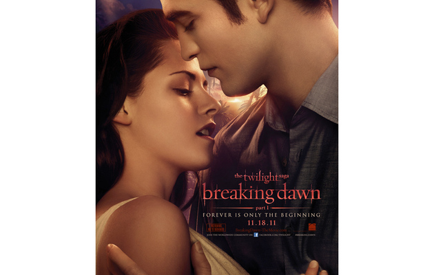 """Breaking Dawn"" Wins Weekend Box Office Again"