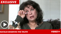 Lana Wood -- Captain Says Robert Wagner Left Natalie Wood to 'Teach Her a Lesson'