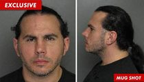 Wrestling Star Matt Hardy -- KICKED OUT of Rehab and Arrested [Mug Shot]