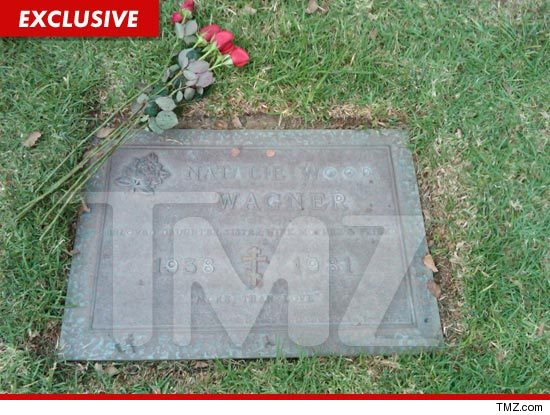 Natalie Wood Tombstone
