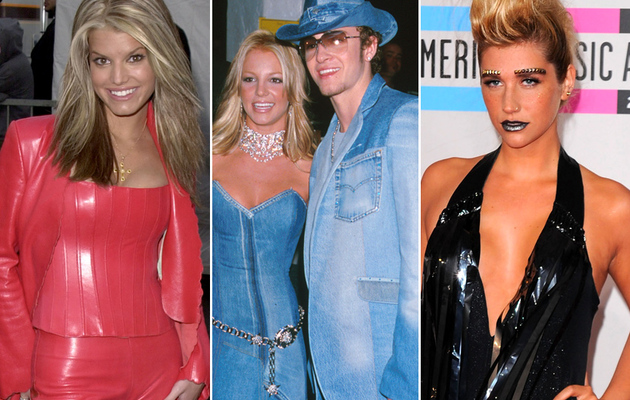 American Music Awards: Worst Fashion Flashback!