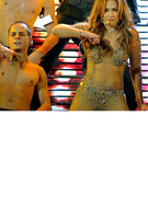 J.Lo Dances with Shirtless New BF on Stage!