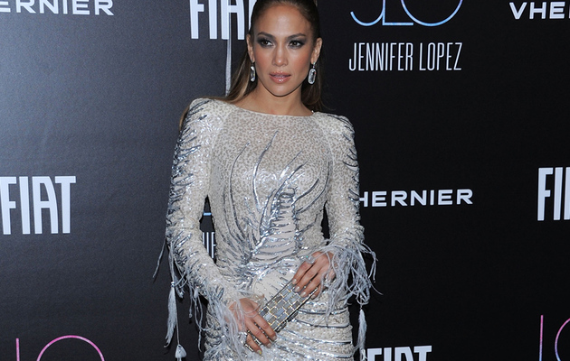 J.Lo Sparkles at AMA After-Party -- Plus, More Party Pics!